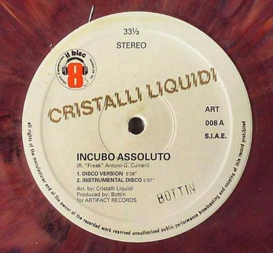 Cristalli-Liquidi - Incubo Assoluto
