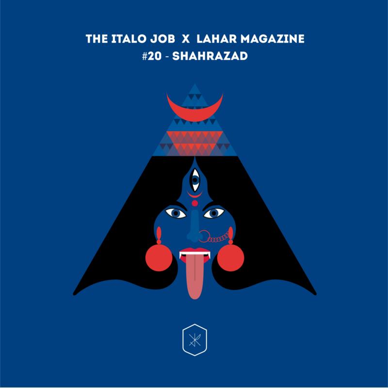 The Italo Job x Lahar Magazine (#20 #Shahrazad)