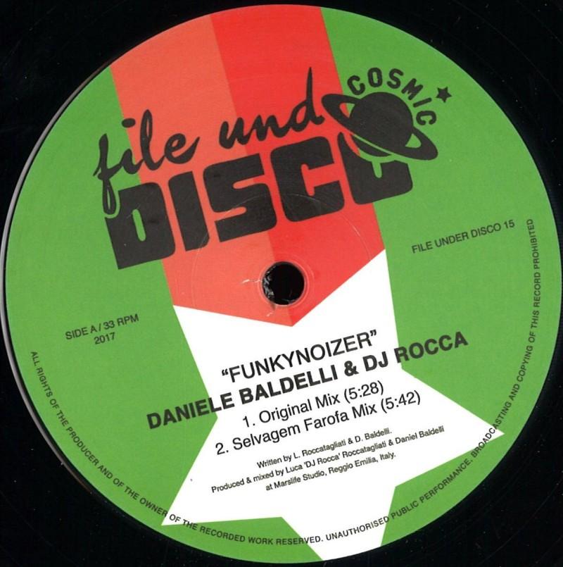 Daniele Baldelli & DJ Rocca - Funkynoizer [File Under Disco]