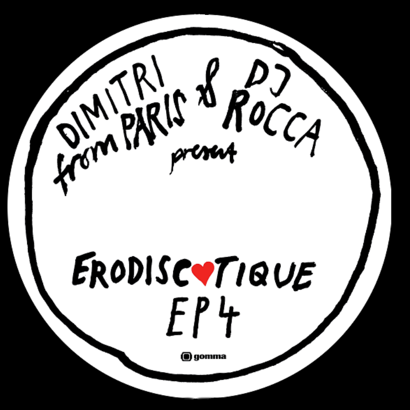 Dimitri From Paris & DJ Rocca - One For Frankie [Gomma Records]