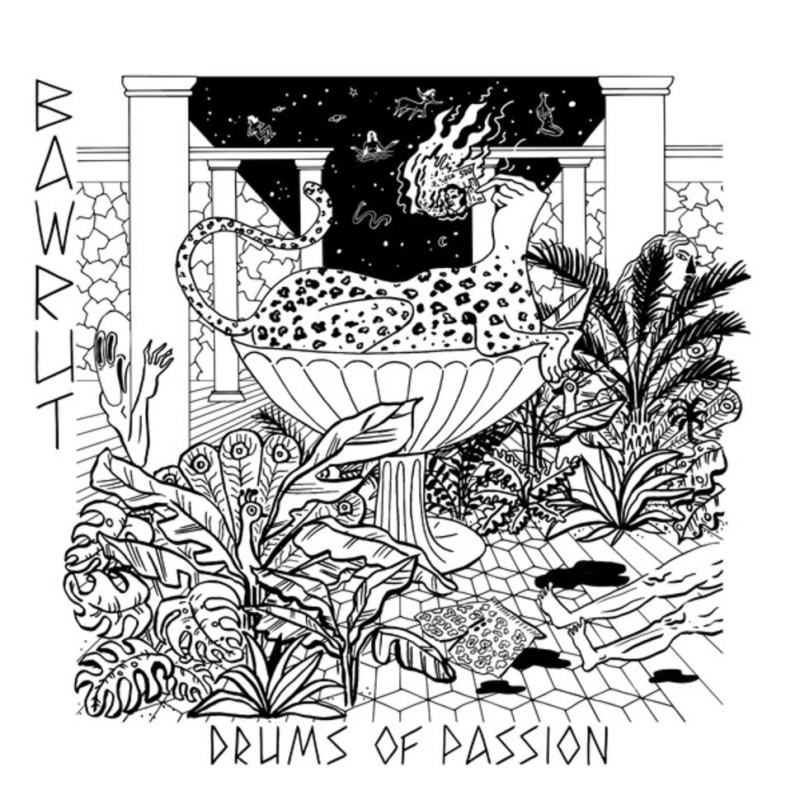 Bawrut - Drums of Passion [Hard Fist]