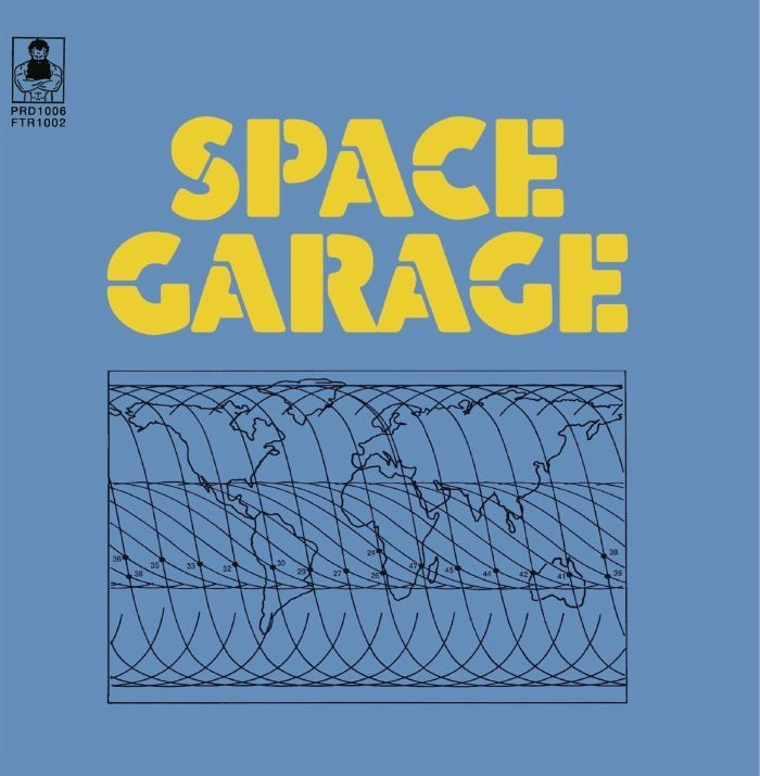 Space Garage - Space Garage [Periodica Records]