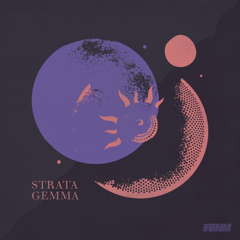 Strata-Gemma - Strata-Gemma [Fly By Night Music]
