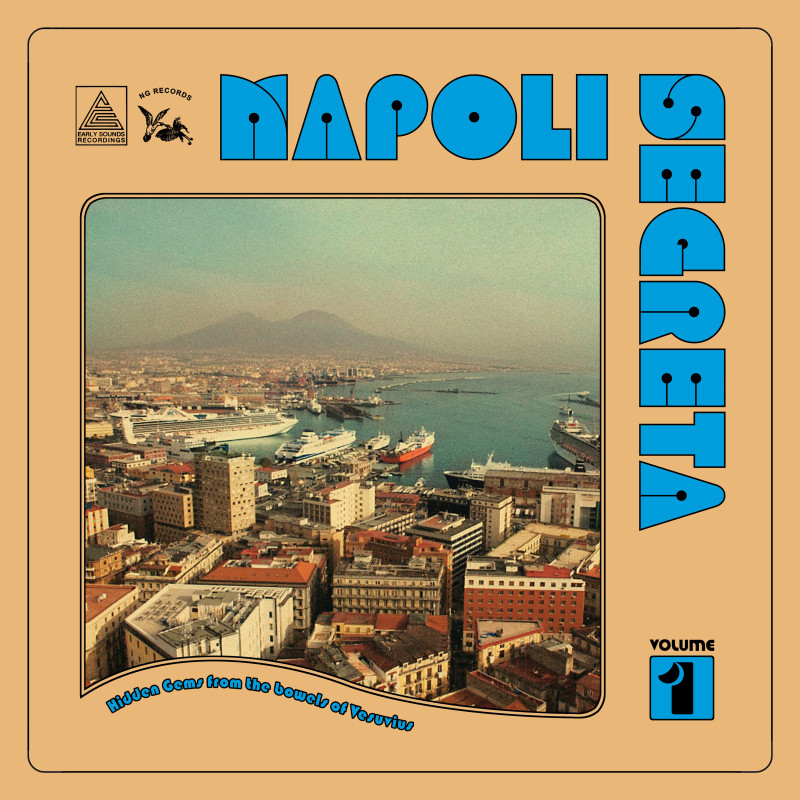 Napoli Segreta Volume 1 [Early Sound Recordings - NG Records]