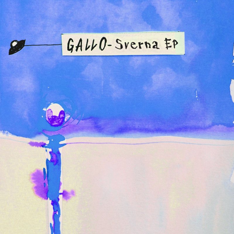 Gallo - Sverna EP [Hell Yeah Recordings]
