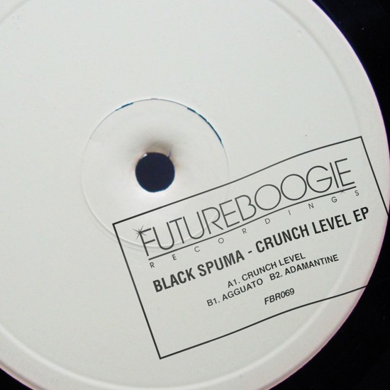Black Spuma ‎– Crunch Level EP [Futureboogie Recordings]