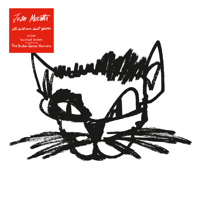 Juan Moretti - Cats Do Not Care About Glasses [Hell Yeah Recordings]