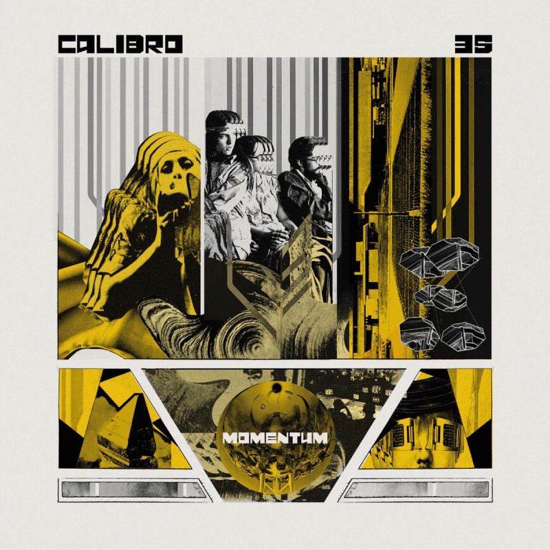 Calibro 35 - Momentum [Record Kicks]