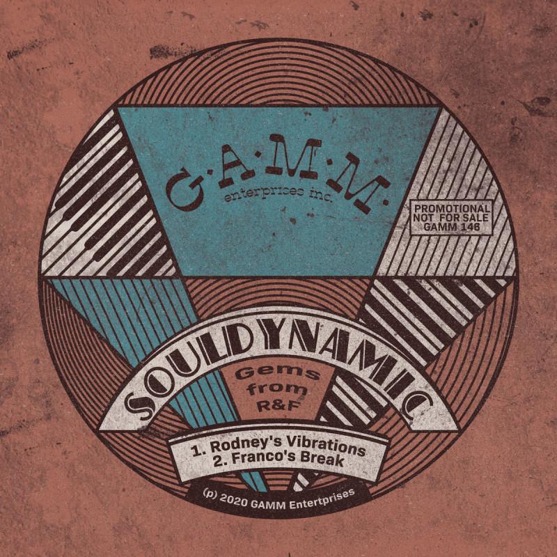 Souldynamic - Rodney's Vibrations / Franco's Break [G.A.M.M.]