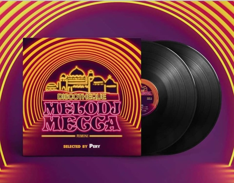Melodj Mecca - Selected by Pery [Use Vinyl Records]