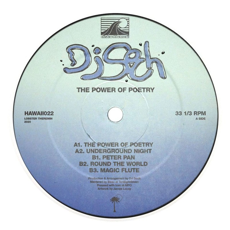 DJ Soch - The Power Of Poetry [Distant Hawaii]