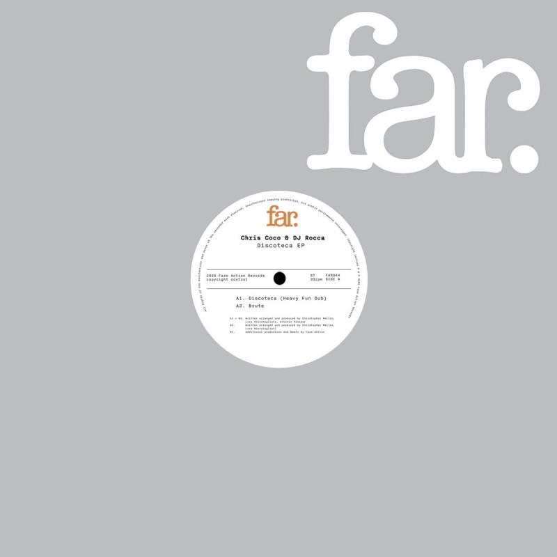 Chris Coco & DJ Rocca - Discoteca [Faze Action Records]