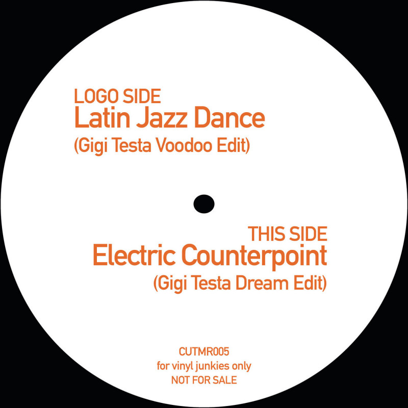 Gigi Testa - Latin Jazz Dance - Electric Counterpoint [Cut My Records]