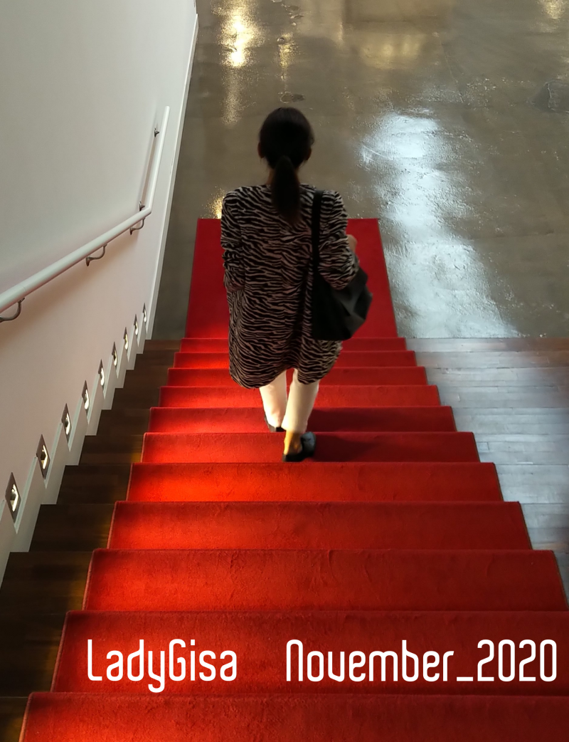 Lady Gisa is Back! November 2020