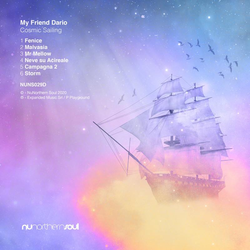My Friend Dario - Cosmic Sailing [NuNorthern Soul]