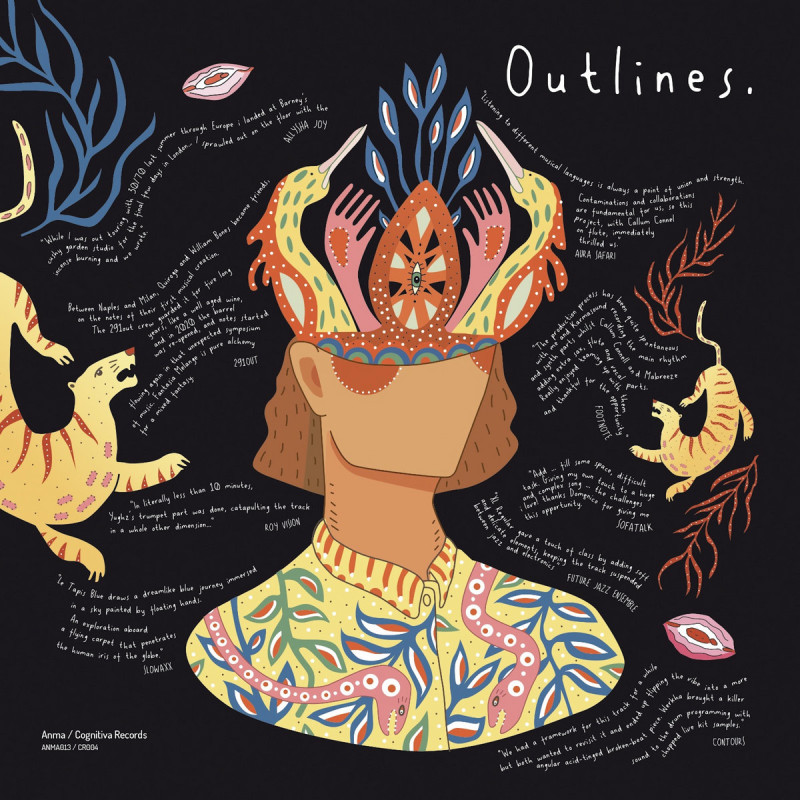 Outlines V.A. [Anma & Cognitiva Records]
