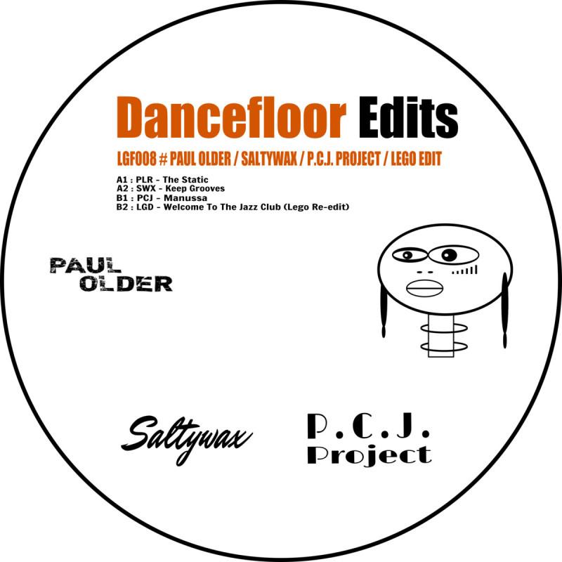 LGF 008 Dancefloor Edits