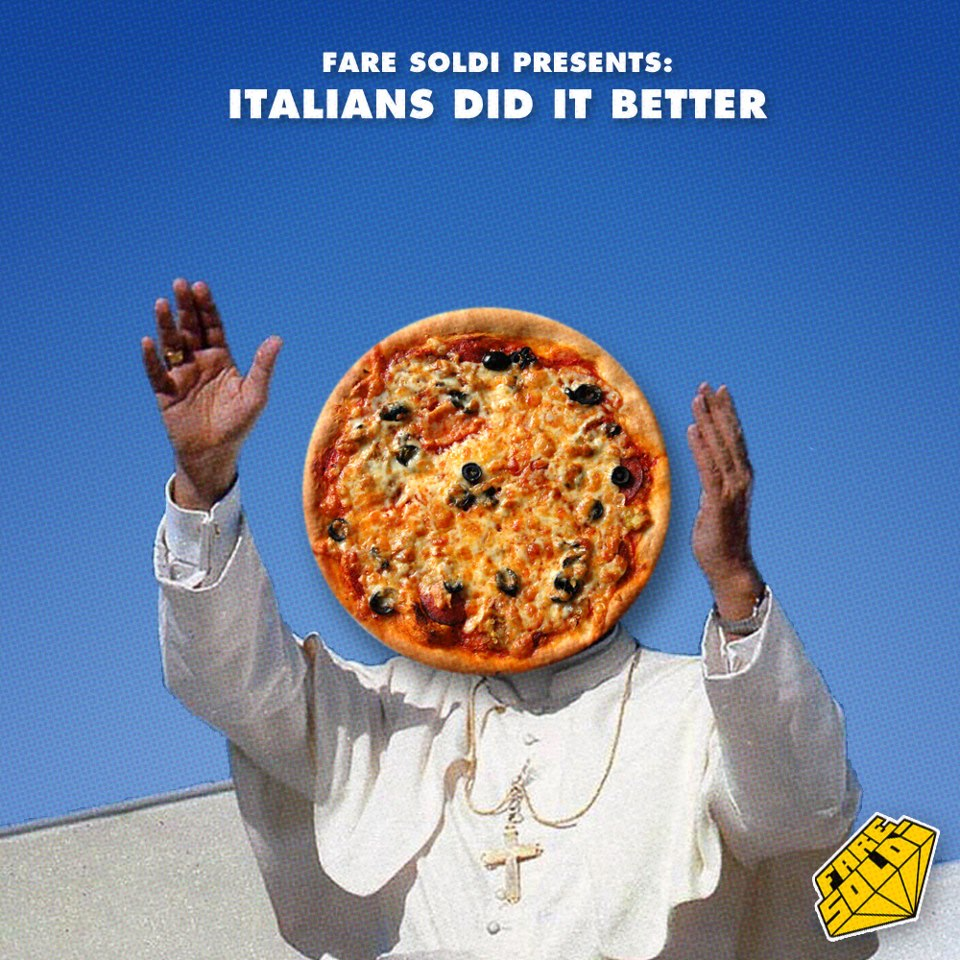 fare solldi italians did it better mix