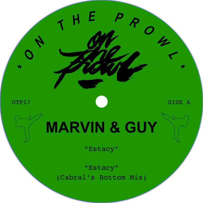 Marvin & Guy - Estacy EP (On The Prowl 17)