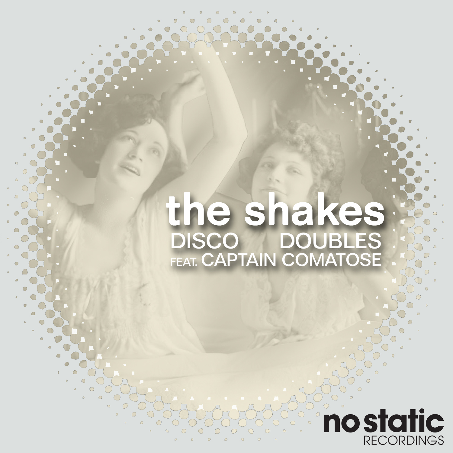 Disco Doubles feat. Captain Comatose - The Shakes (No Static Recordings) - cover