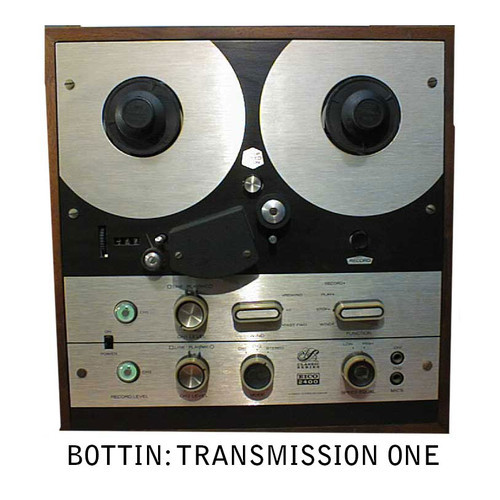 Bottin - Transmission 1 [monthly mixtape serie]