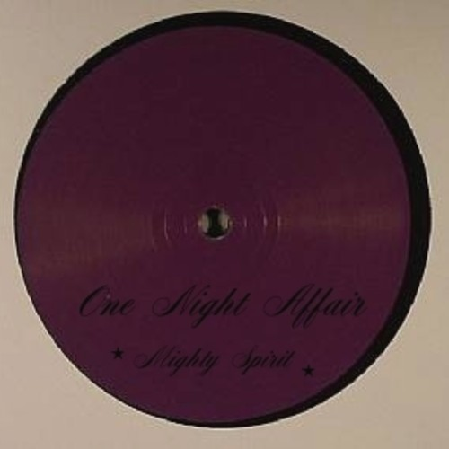 One Night Affair - Mighty Spirit [disco, soul, smooth house]