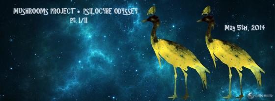 Mushrooms Project - Psilocybe Odyssey Pt 1 & 2 [Opilec Music]