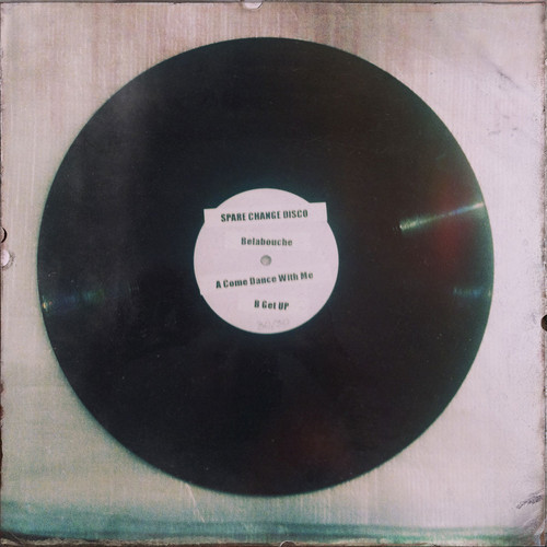 Bealabouche - Get Up - Come Dance (Spare Charge Disco Limited edition 30 copies vinyl)