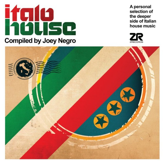 italo house compiled by joey negro a personal selection of the deeper side of italian house music