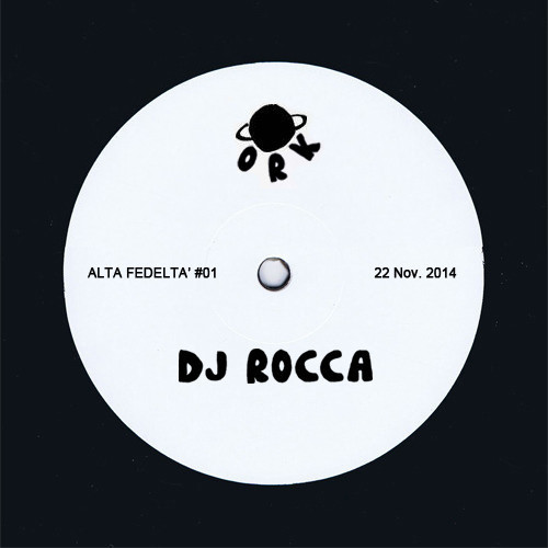DJ Rocca @ Ork #016 (22-nov.-2014 w/ Idjut Boys)