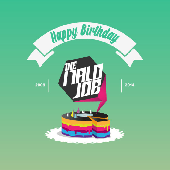 The Italo Job 5th birthday