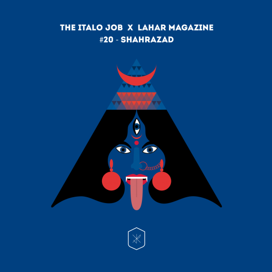 The Italo Job x Lahar Magazine | #20 Shahrazad