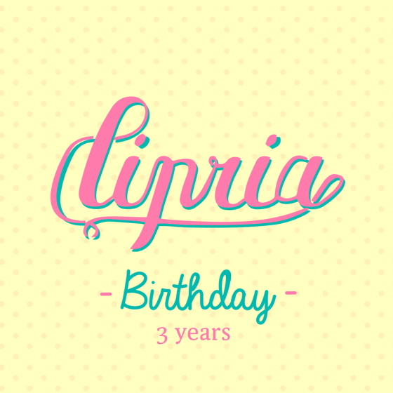 Cipria 3rd Birthday Disco Dream Team